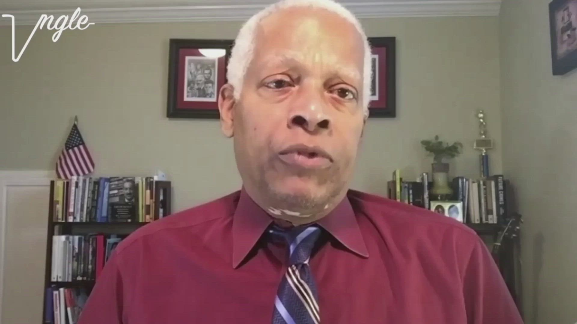 How can we bring America back together? We asked GA U.S. Rep. Hank Johnson.